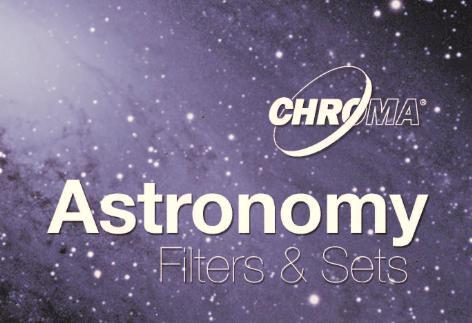 Chroma天文滤光片