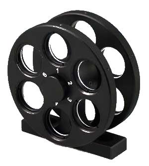 RAFWD6双六档滤光片轮