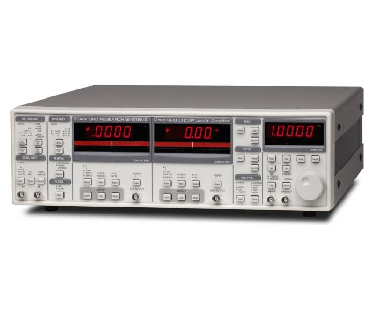 SR810/SR830 锁相放大器