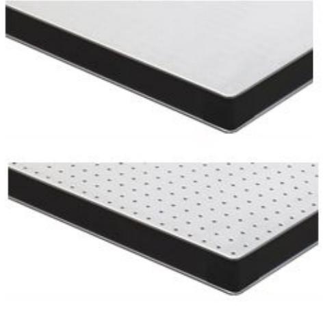 RAMOB铁磁不锈钢光学平台面包板