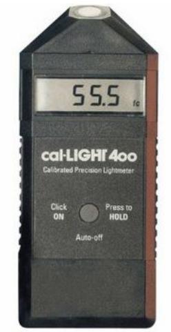 cal-LIGHT 400数字光测量仪
