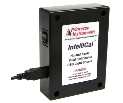 IntelliCal 汞和氖-氩复合校准光源