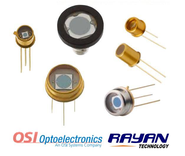 OSI平面高质量硅光电二极管