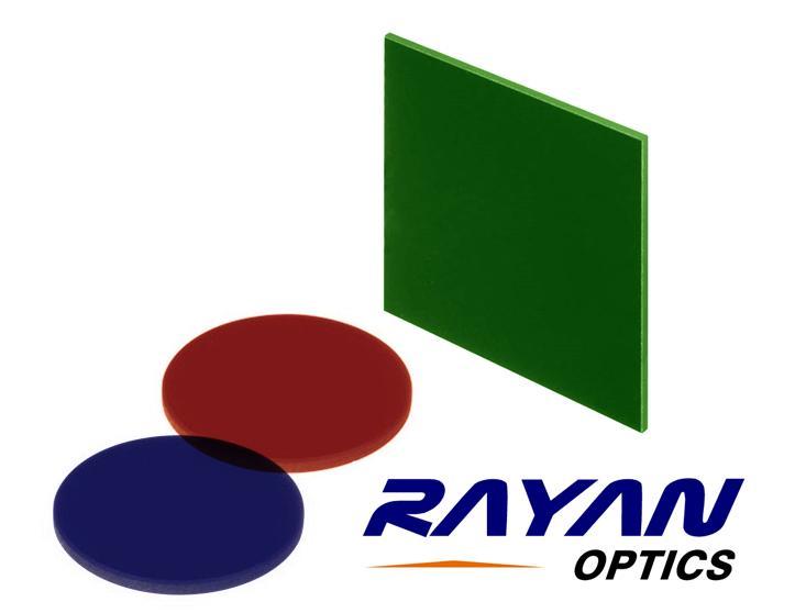 JDT经济型宽带通滤光片