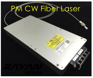 PM连续1064nm光纤激光器-OEM Version(日本进口)
