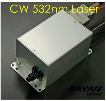 CW532nm连续激光器(产地日本)