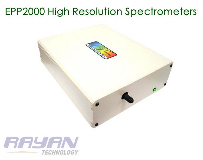 StellarNet  EPP2000 High Resolution Spectrometers高分辨率光纤光谱仪