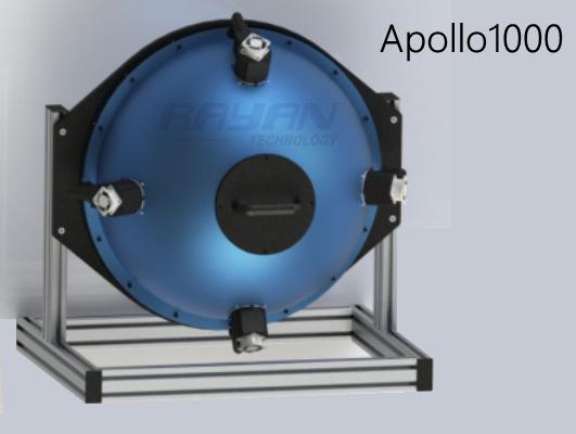 Apollo1000系列均匀光源-积分球均匀光源-均匀辐射光源-经济型均匀光源