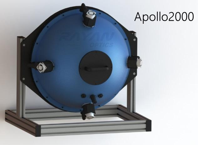 Apollo2000系列均匀光源-积分球均匀光源-均匀辐射光源-升级型均匀光源