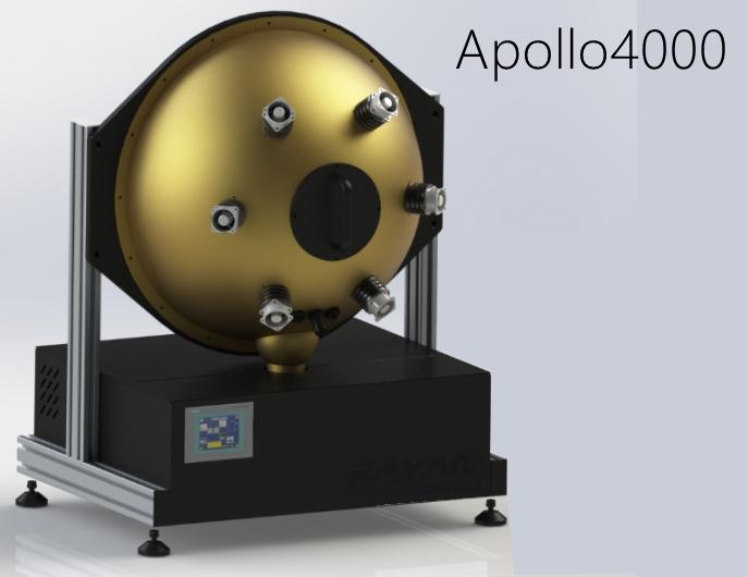Apollo4000系列均匀光源-积分球均匀光源-均匀辐射光源- 高端均匀光源