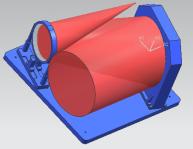 RA-CL系列反射式平行光管及目标模拟器系统-设计定制项目