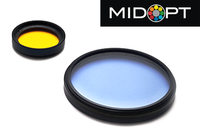 MidOpt宽带滤光片/窄带滤光片/带通滤光片/多带通滤光片