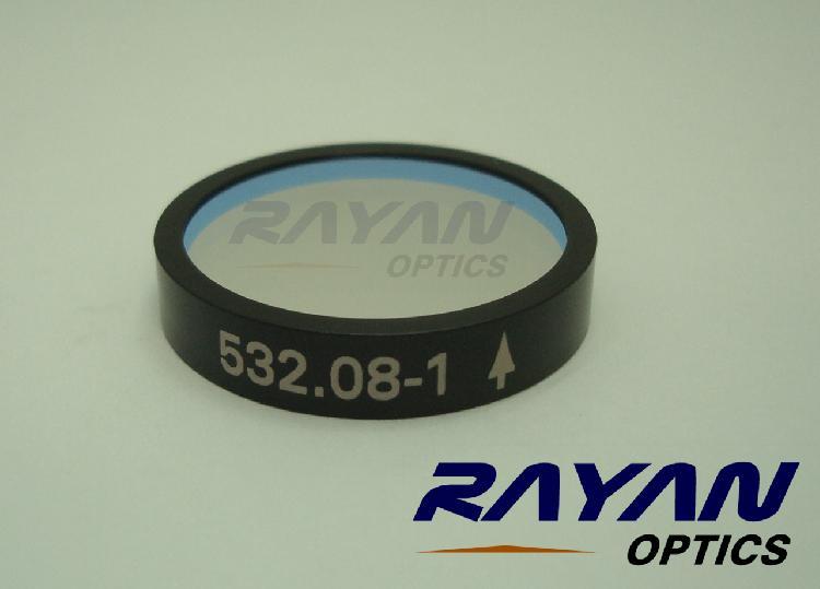 U-BPA系列超窄带宽滤光片(500-700nm)-接受小批量定制服务