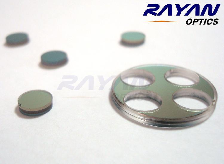 镀膜滤光片、非镀膜窗口片,高精度激光切割、加工服务