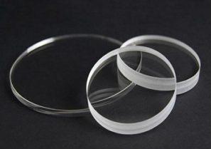 MgF2氟化镁窗口片-非镀膜;定制氟化镁窗口片