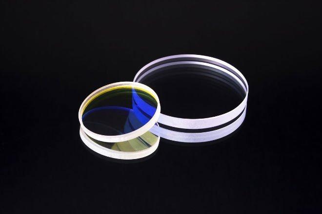 增透AR镀膜蓝宝石窗口片;镀膜片,非镀膜片,提供镀膜定制服务