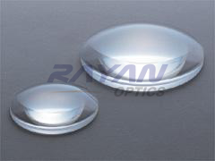 JGS1平凸石英透镜 双凸石英透镜-提供来图加工及镀膜服务-【库存现货供货】