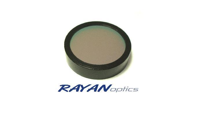 860nm-10nm带宽 窄带滤光片 红外干涉滤光片 瑞研光学