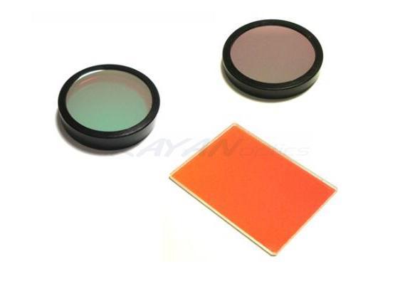 PCR荧光滤光片(仿进口)FAM,HEX,ROX,CY5,CY5.5,CY3 替代进口滤光片